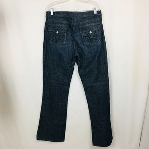 Kut From The Kloth Life Dark Wash Jeans Size 14